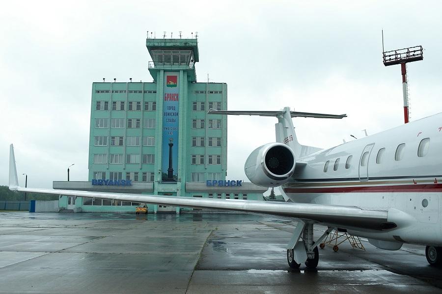С новым директором аэропорт «Брянск» связывает надежды на большие перемены