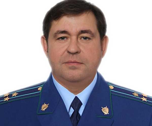 Сергей Щербаков назначен прокурором Погарского района