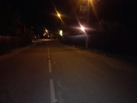 В Брянском поселке водитель сбил пешехода и скрылся