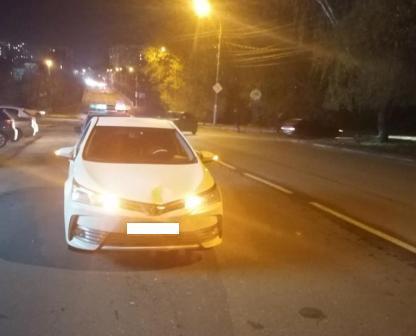 15-летний парень угодил под машину в Брянске